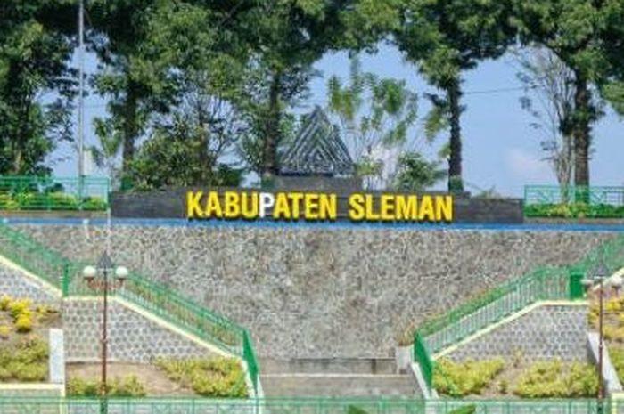 Illustrasi Kabupaten Sleman