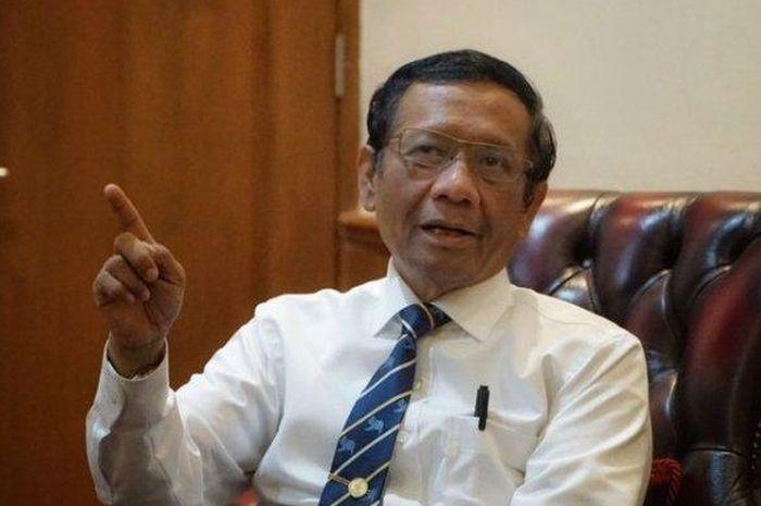Jokowi Cabut Perpres Investasi Miras, Mahfud MD: Pemerintah Tak Alergi Kritik